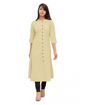 Siyani Off White Color Festive & Party Printed Women Kurti
