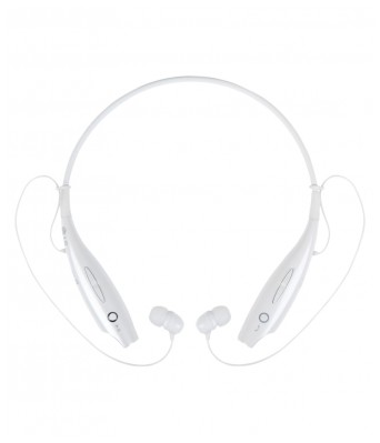 HBS-730 Bluetooth Stereo Headset/Headphone(WHITE)