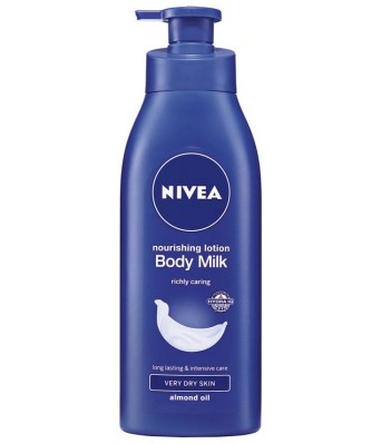 Nivea Nourishing Body Milk Very Dry Skin (400 ml)