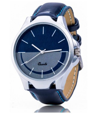 New Stylish Unique Collection Blue Dial Watch - For Boys