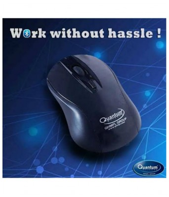 Quantum Wireless Mouse For Computer And Laptop