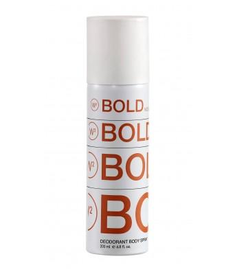W2 Bold Deo Noise Mens Body Spray  200ml