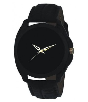 SHREE SHOPEE Black Authentic Brand GC-176 Watch - For Men & Women