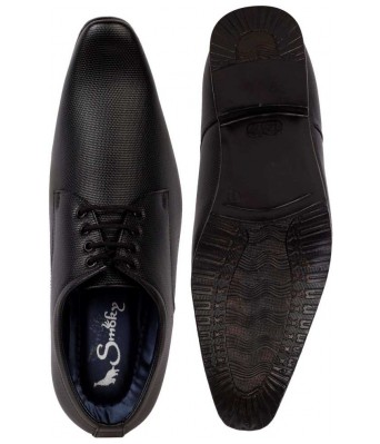 571 Classic Formal Oxford For Men  (Black)
