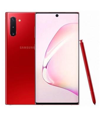 Samsung Galaxy Note 10 (Aura Red, 8GB RAM, 256GB Storage)