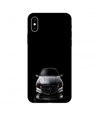 HyperTake  Design 3D Printed Hard Back Case Cover for IPhone X