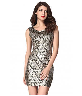 Lovemate Shinnig Square Hot Bodycon Party Dress