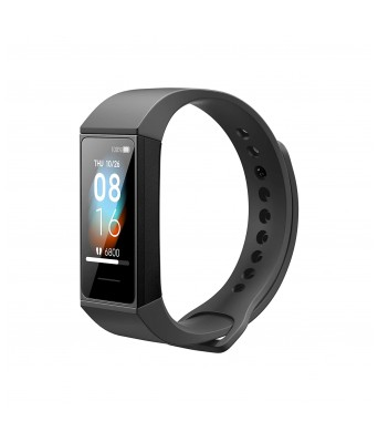 Redmi Smart Band - Black (Direct USB Charging, Works with Xiaomi Wear App)