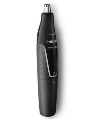 Philips NT1120/10 Cordless Trimmer for Men  (Black)