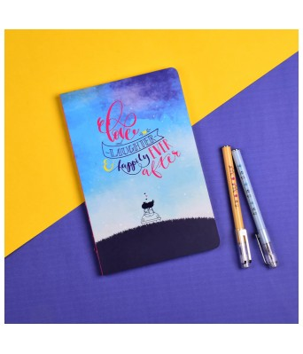 Love and laughter Notebook