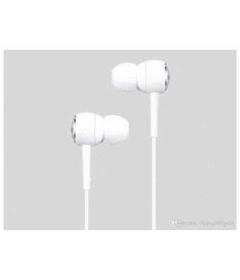 High Bass IG935 3.5mm earphone handsfree For Galaxy S7/S7-White