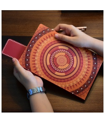 Chakra Culture Ethnic Notebook