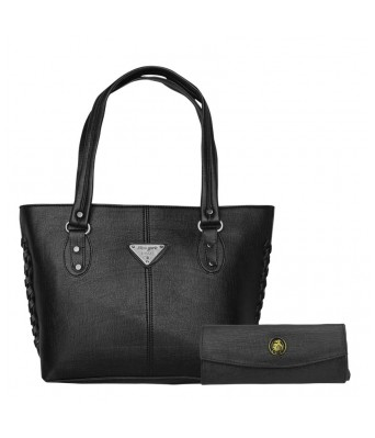 Bueva Black (SDORI) Trendy and Stylish Hand Bag and Clutch