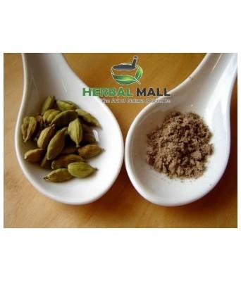 Herbal Mall Elaichi (Cardamom) Powder (100g)