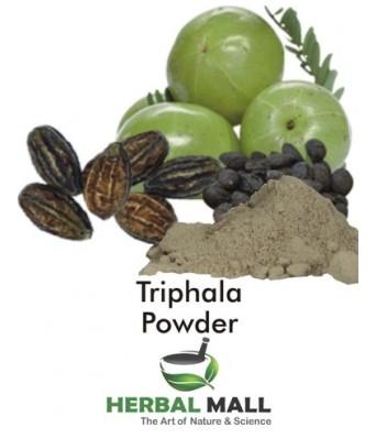 Herbal Mall Trifala (Triphala) Powder (500g)