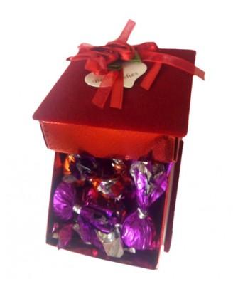 MoShik s Homemade Chocolates _Red Velvet Best Wishes Chocolate Box