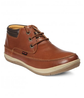 Red Chief Tan Colour Boot