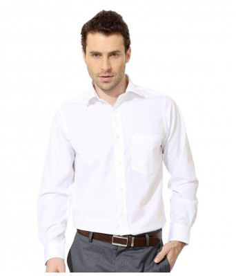 Koutons Formal White  Shirts