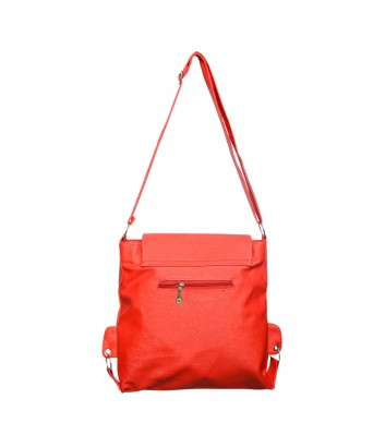 BUEVA Non Leather Stylish Sling Bag RED Color