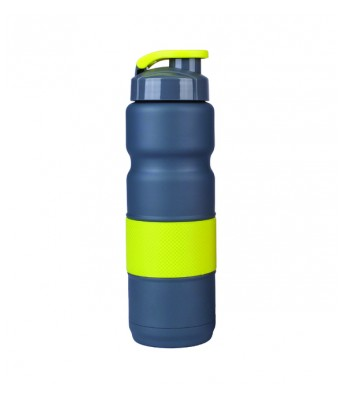 H2GO-Omada Green Vacuum Stainless Steel Sipper Bottle 450 ML