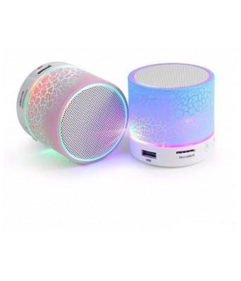 Vizio Wireless lED Mini Bluetooth Speaker/sd Card/fm/usb Bluetooth Speaker 4.2 W Bluetooth Home Audio Speaker (Multicolor  4.1 Channel)