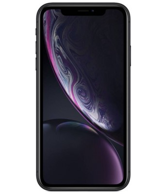 Apple iPhone XR (Black, 256 GB)