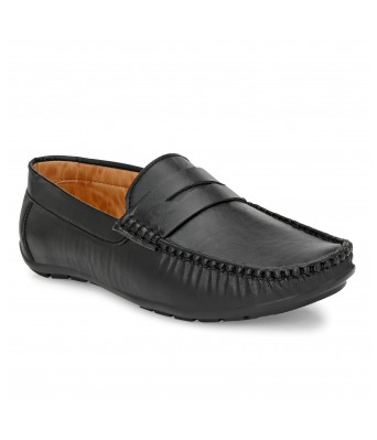 Formal Black Loafer
