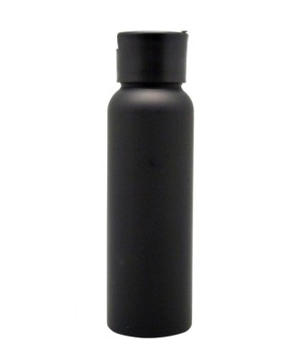 H2GO- OMADA FLIP LID DRINKING BOTTLE BLACK   750 ML Stainless Steel