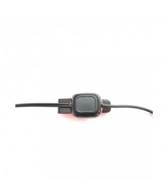 Jhatka Series In Ear Headphone (Black) Shok Laga laga10
