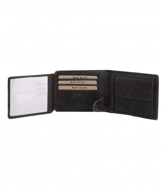 Men s Casual  Formal Genuine Leather Wallet