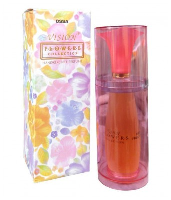OSSA Vision Flower Collection Hanky perfume 60 ml
