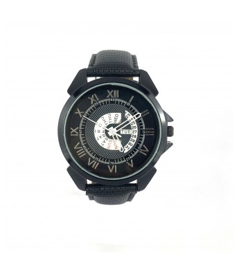 SARGA NEWLOOKS Watches for men with full calender and with Water resistant features