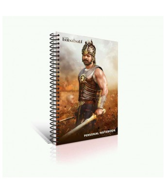 Bahubali Customized NoteBook