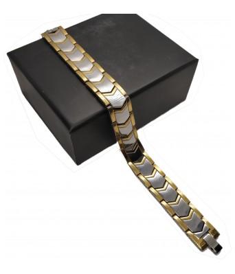 AARVEE MEGNETIC Metal titanium bracelet