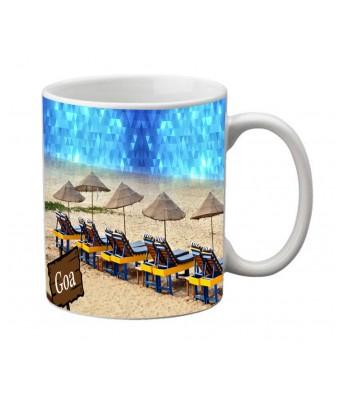 meSleep Goa Ceramic Mug