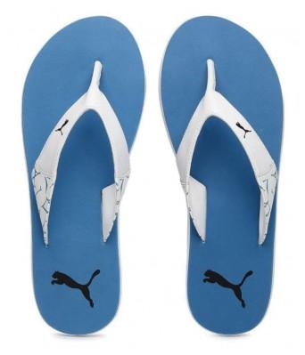 Hezal Blue Color Thong Flip Flop for Mens & Boys