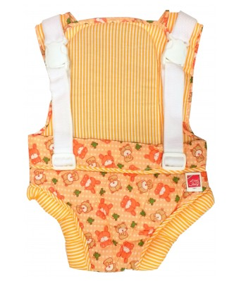 Baby Carrier for Infant with free Mat Inside - DK04 Peach P3