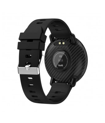 Gizmore Active GIZFIT Smart Watch 903 (Black)