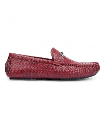 Bxxy Men's Casual Slip-on Driving Shoes