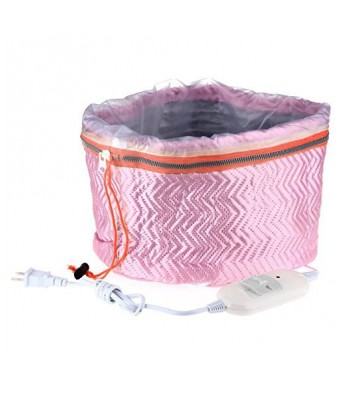 KB Hair Beauty Nourishing Steamer Thermal Treatment Cap  Pink