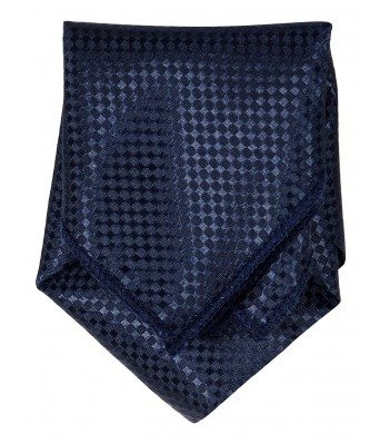 Billebon Mens Tie Set (Navy Blue)
