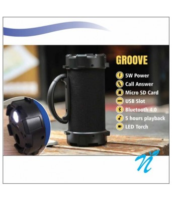 Groove Bluetooth Speaker