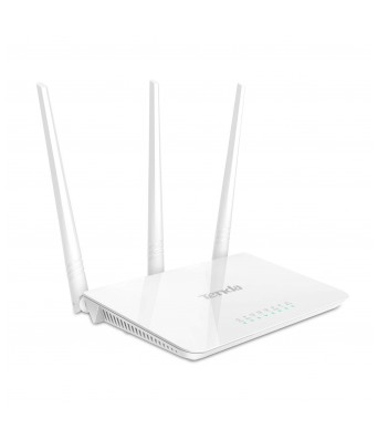 Tenda F3 300Mbps Wi-Fi Router (Not a Modem)