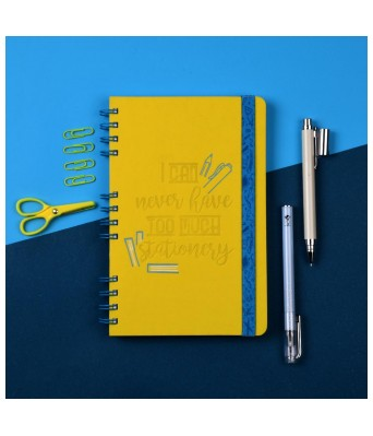 Stationery Addict Notebook