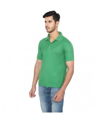 Rock Hudson Cotton Blend Polo T-Shirt For Mens