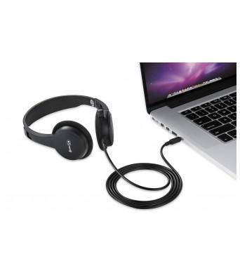 Enter-Go Zinger Comfort On-Ear Headphone