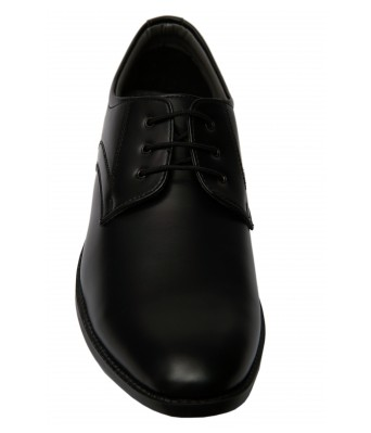 Molessi Black Party Formal Shoes