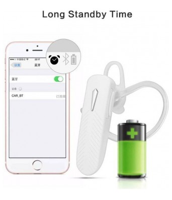 Buy Vizio Smart Wireless Vivo Bluetooth Headset For All Smart Phones Bluetooth Headset With Mic White In The Ear Online Best Price In India Earnmoreshop Com