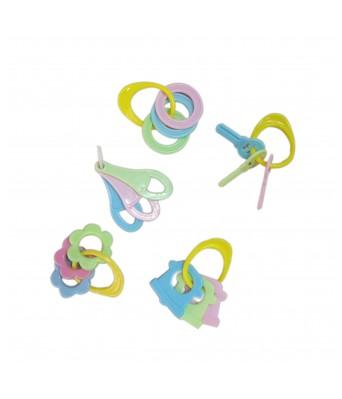 Love Baby Teething Gughra Pack of  5 - BT15