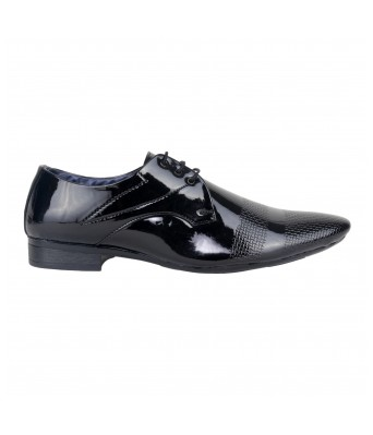 Yellow Tree Patent leather formal shoes for men